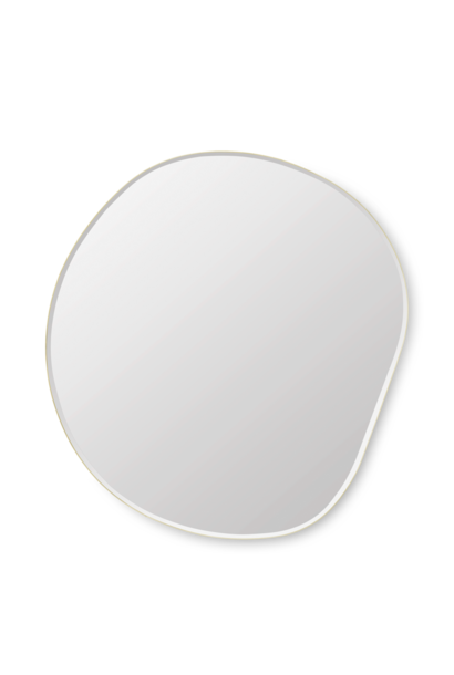 Pond Mirror - XL - Brass