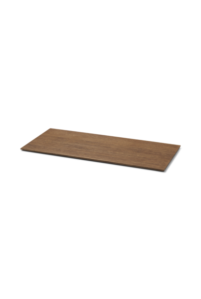 Top for Plant Box - Large - Smoked Oak