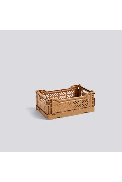 Colour Crate - S - 4L - Tan