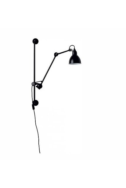 Lampe Gras N210 - Black Body