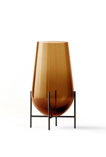 Echasse Vase - Medium - Amber