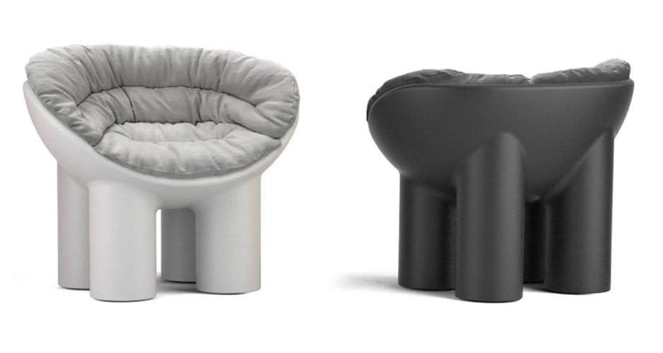 Roly Poly - Armchair - Cushion - Vanaf € 370,00-1