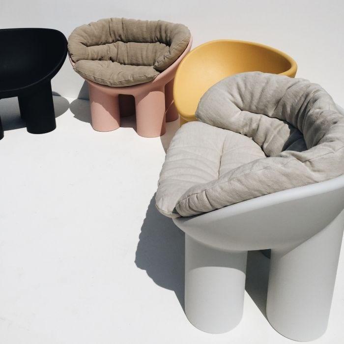 Roly Poly - Armchair - Cushion - Vanaf € 370,00-2