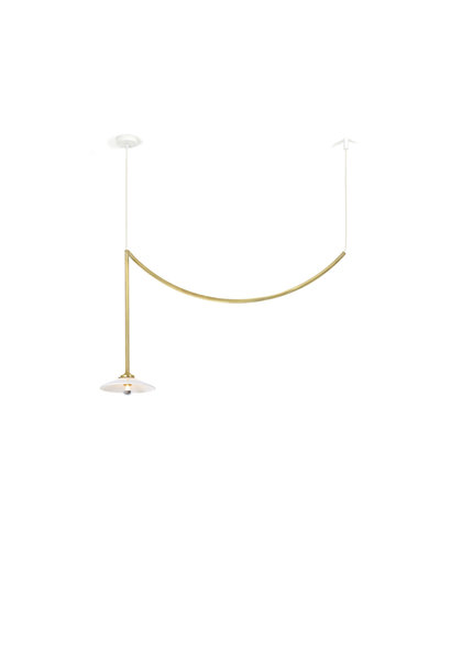 Ceiling Lamp No. 5 Messing