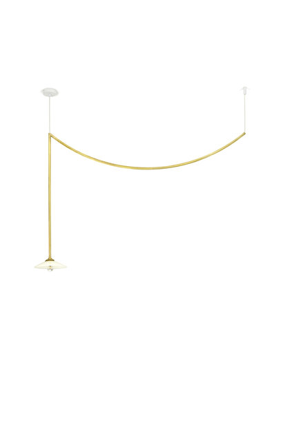 Ceiling Lamp No. 4 Messing