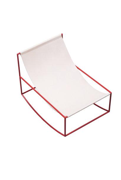 Rocking Chair Leather - Vanaf € 2200,00