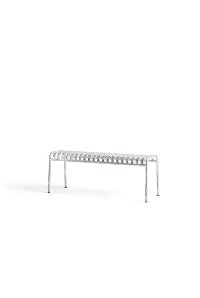 Palissade Bench - Hot Galvanised