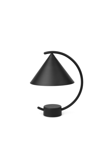 Meridian Lamp - Black