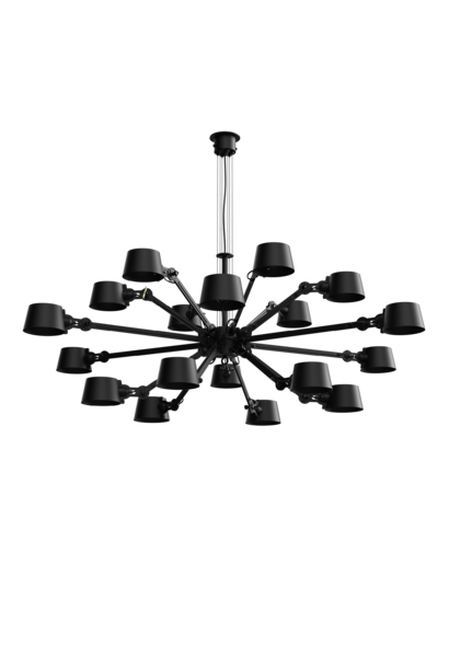 Bolt Chandelier 18arms