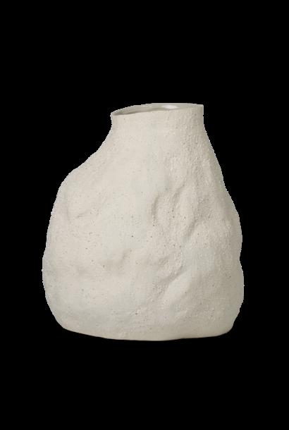 Vulca Vase - Large - Off White
