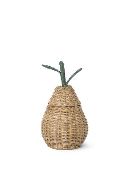 Pear Braided Storage - Small - Natural