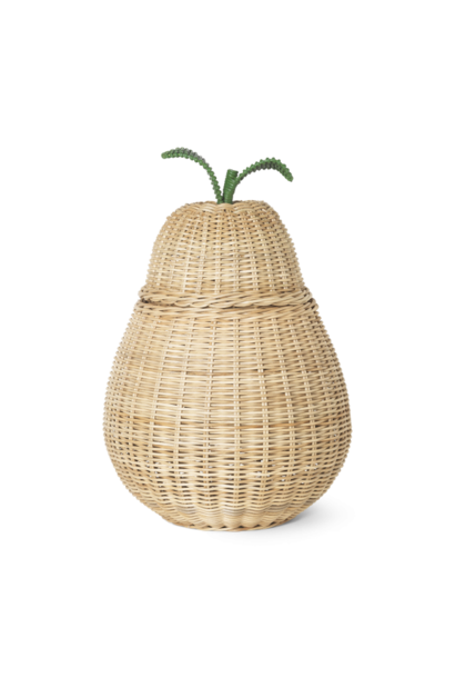 Pear Braided Storage - Large - Natural