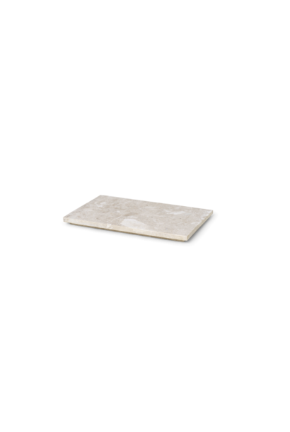 Tray for Plant Box - Marble - Beige