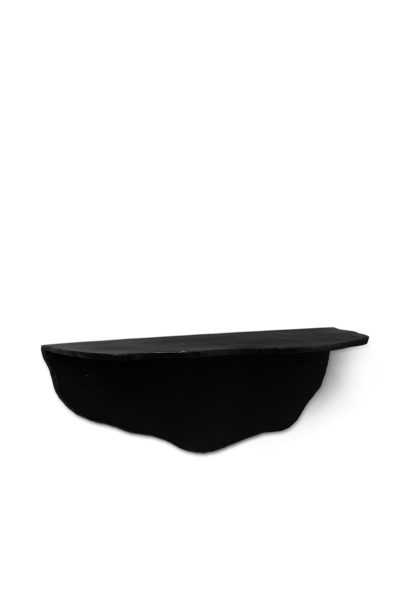 Fracture Shelf - Blackened Aluminium