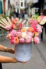 Lollipop Flower Box