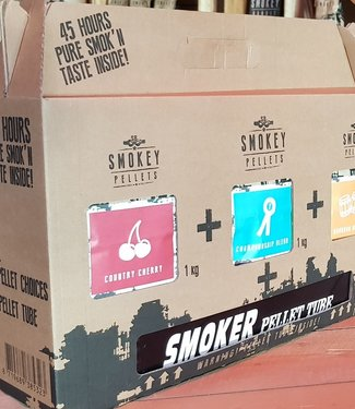 Smokey Bandit Geschenkdoos tbv 3+1 set