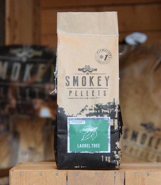 Smokey Lorbeer Pellets