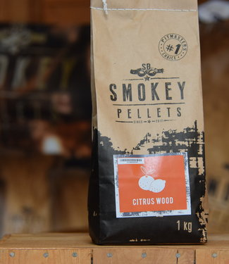 Smokey Bandit Smokey Citrus pellets