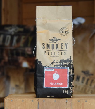 Smokey Bandit Smokey Peach  1kg