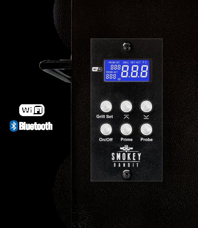 Smokey Bandit Wifi bluetooth controller