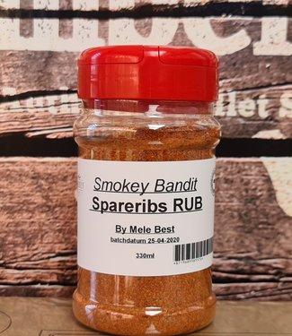 Smokey Bandit Spareribs RUB