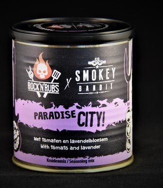 Smokey Bandit paradise CITY!