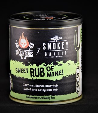 Smokey Bandit Sweet RUB of mine!