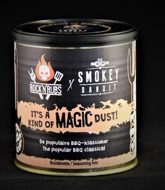 Smokey Bandit It's a kind of MAGIC dust!
