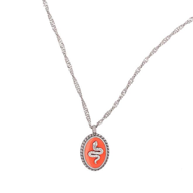 Aisa Strength Charm Necklace