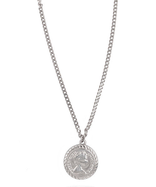 Queen in Silver Ketting