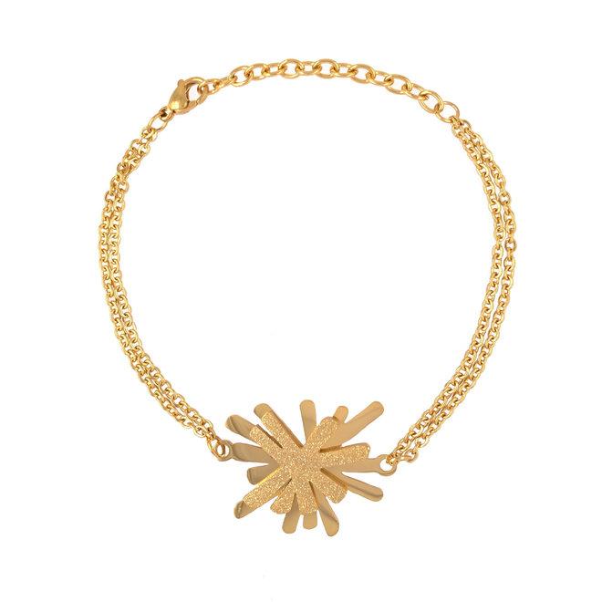 Creativity Bracelet Gold