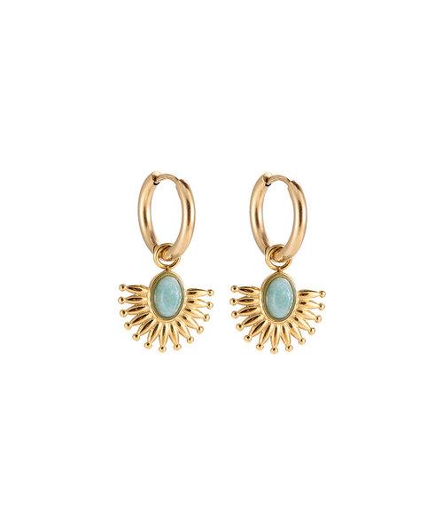 Natural Jewels Earrings