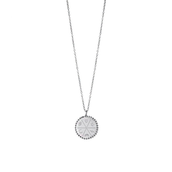 Fortuna Necklace Stainless Steel