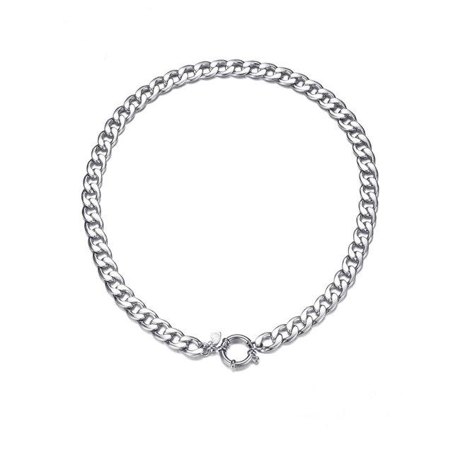 Esmeralda Necklace Stainless Steel