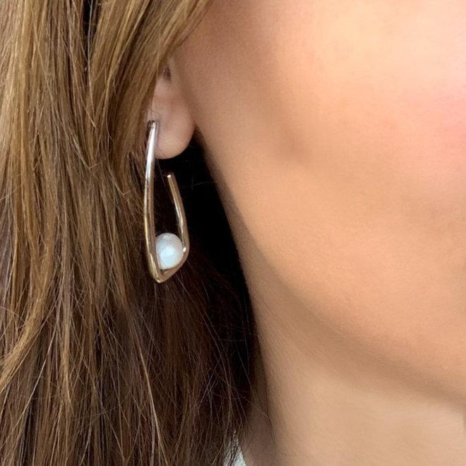 Clarabella Earrings Stainless Steel