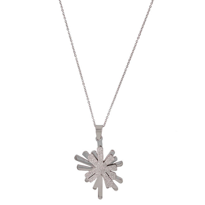 Arty Necklace Stainless Steel