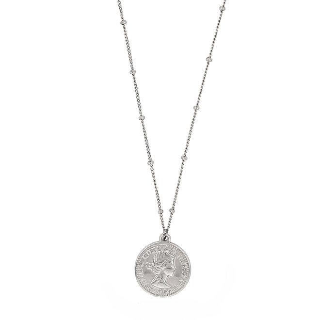 Regina Coin Necklace