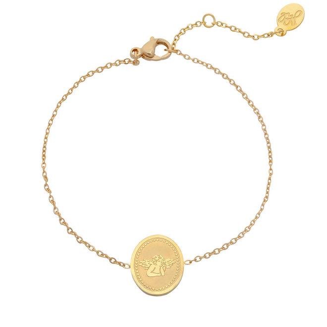 Good Luck Angel Bracelet