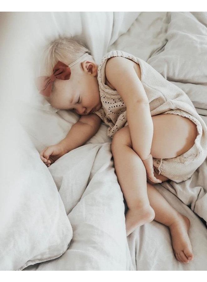 Bonbon baby + kids - Camilla - Sand