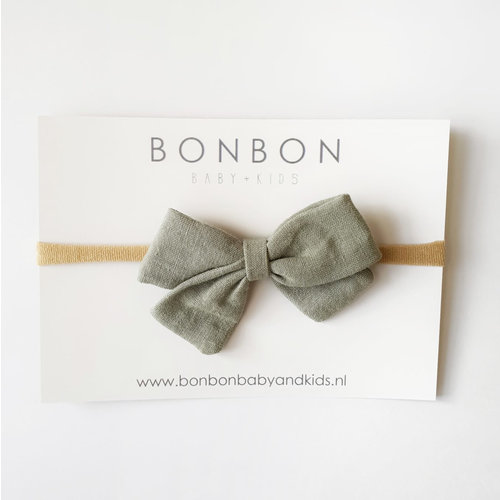 Bonbon baby + kids Camilla - Moss