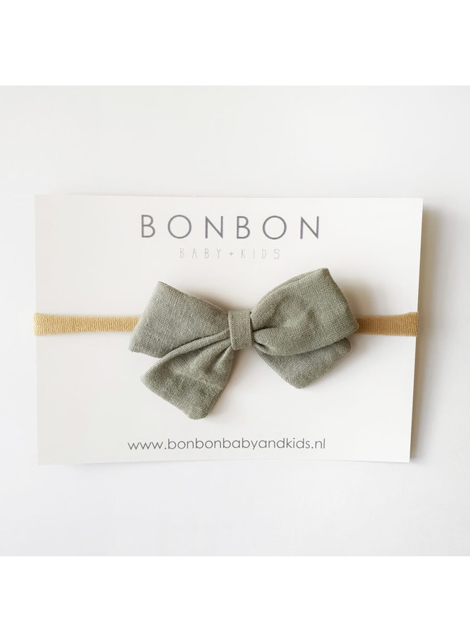 Bonbon baby + kids - Camilla - Moss