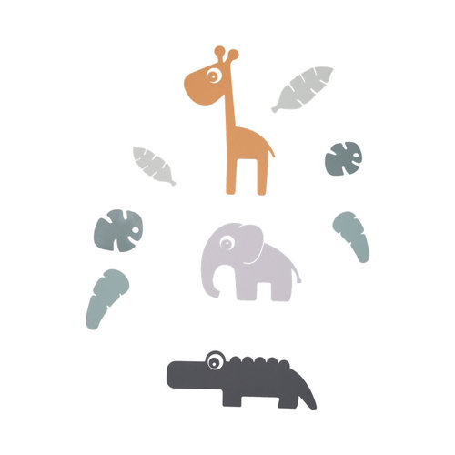 Done by Deer Wall stickers, Tiny tropics