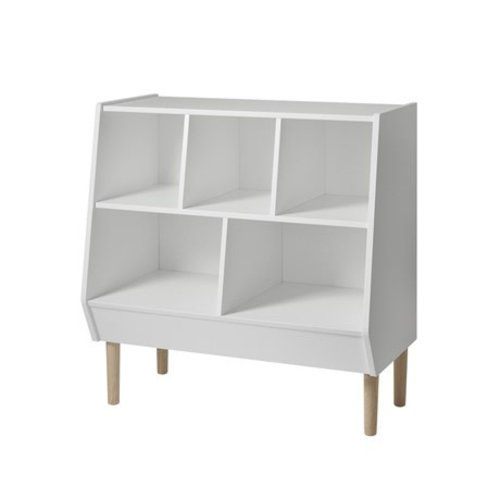 Done by Deer Storage rack, white