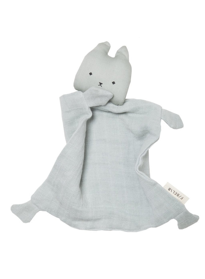 Animal Cuddle Cat - Foggy Blue