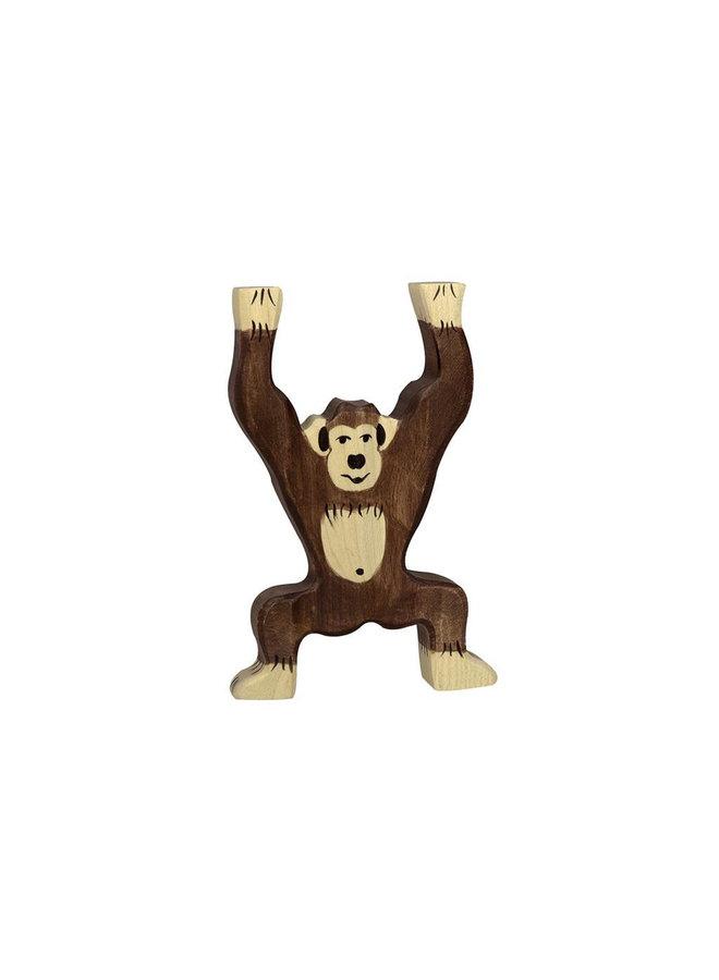 Holztiger  - Chimpansee - 8680169