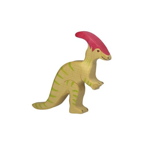 Holztiger Parasaurolophus - 8680340