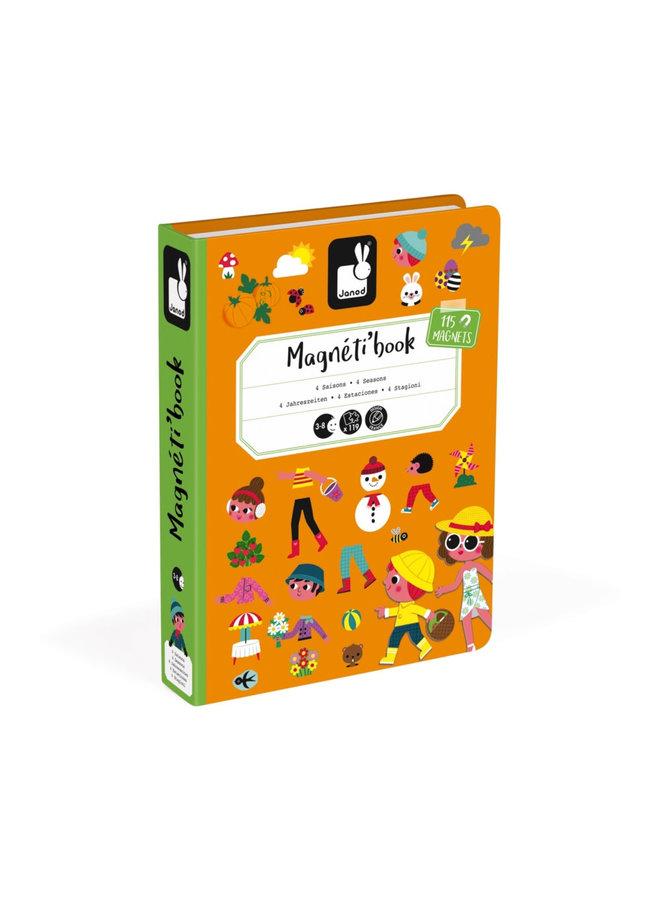 Magnetibook - 4 seizoenen