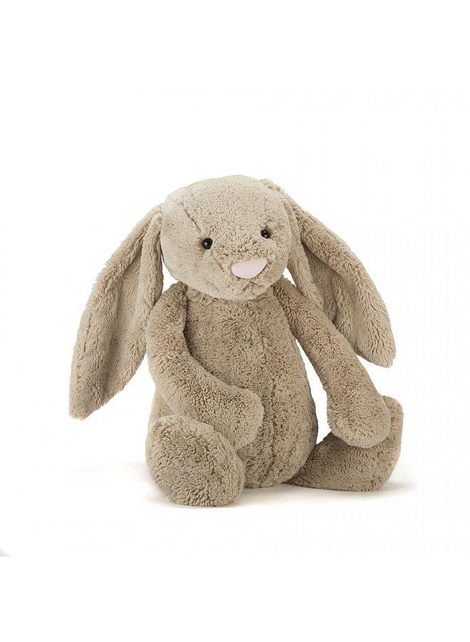 Bashful Beige Bunny - Large