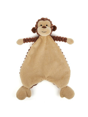 Jellycat Cordy Roy Baby Monkey Soother
