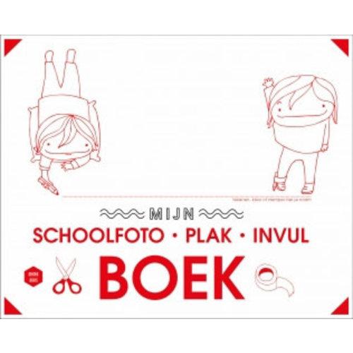 Lannoo Mama baas - Mijn schoolfoto-plak-invulboek - Sofie Vanherpe Emma Thyssen